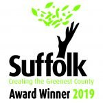 Suffolk Greenest County winners logos